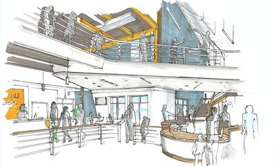 Glen T Mac Leod YMCA News Lobby Rendering2