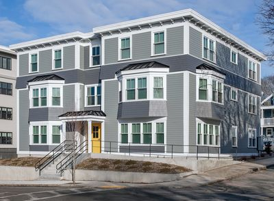 Harborlight Community Partners Hardy Street Hero Affordable Family Housing Multiple Units Energy Efficient Architecture Details