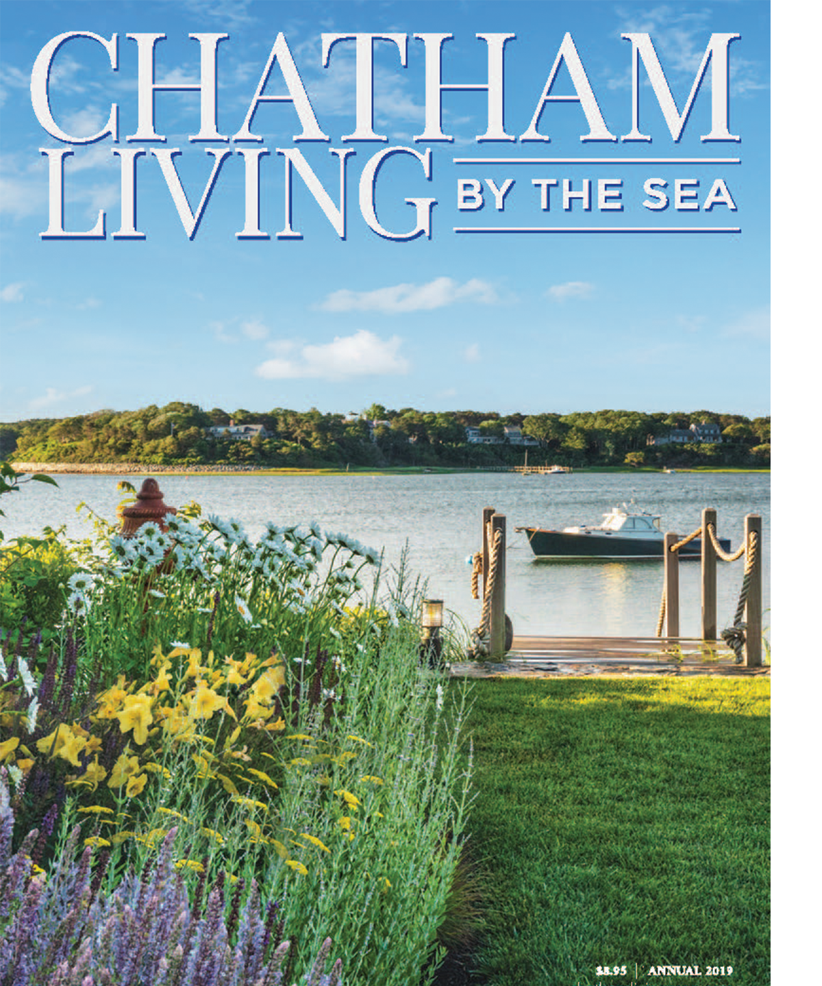 Chatham Living By The Sea Press Cover Spring Summer2019