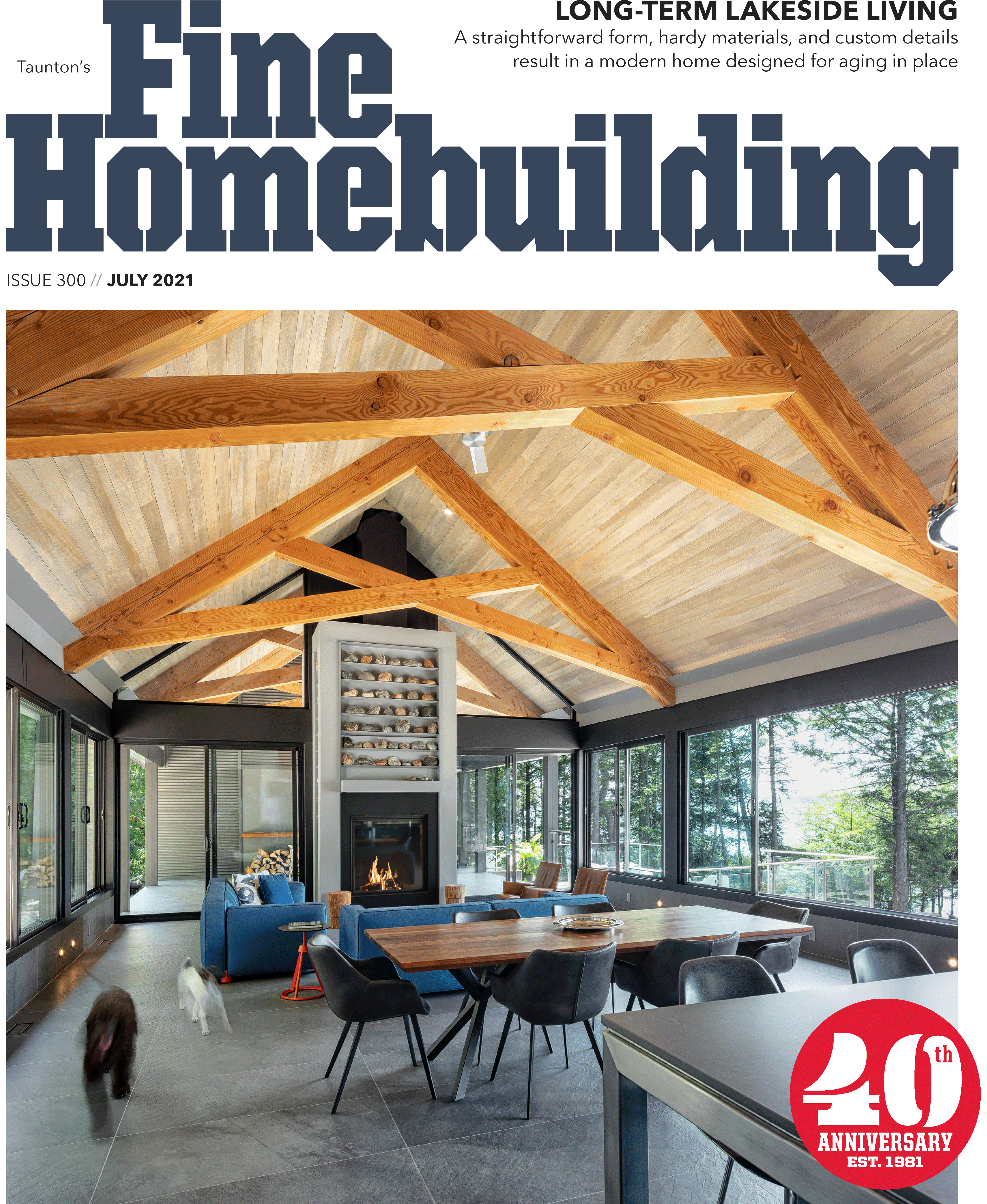 Fine Home Building July2021 Wild Apple Cover