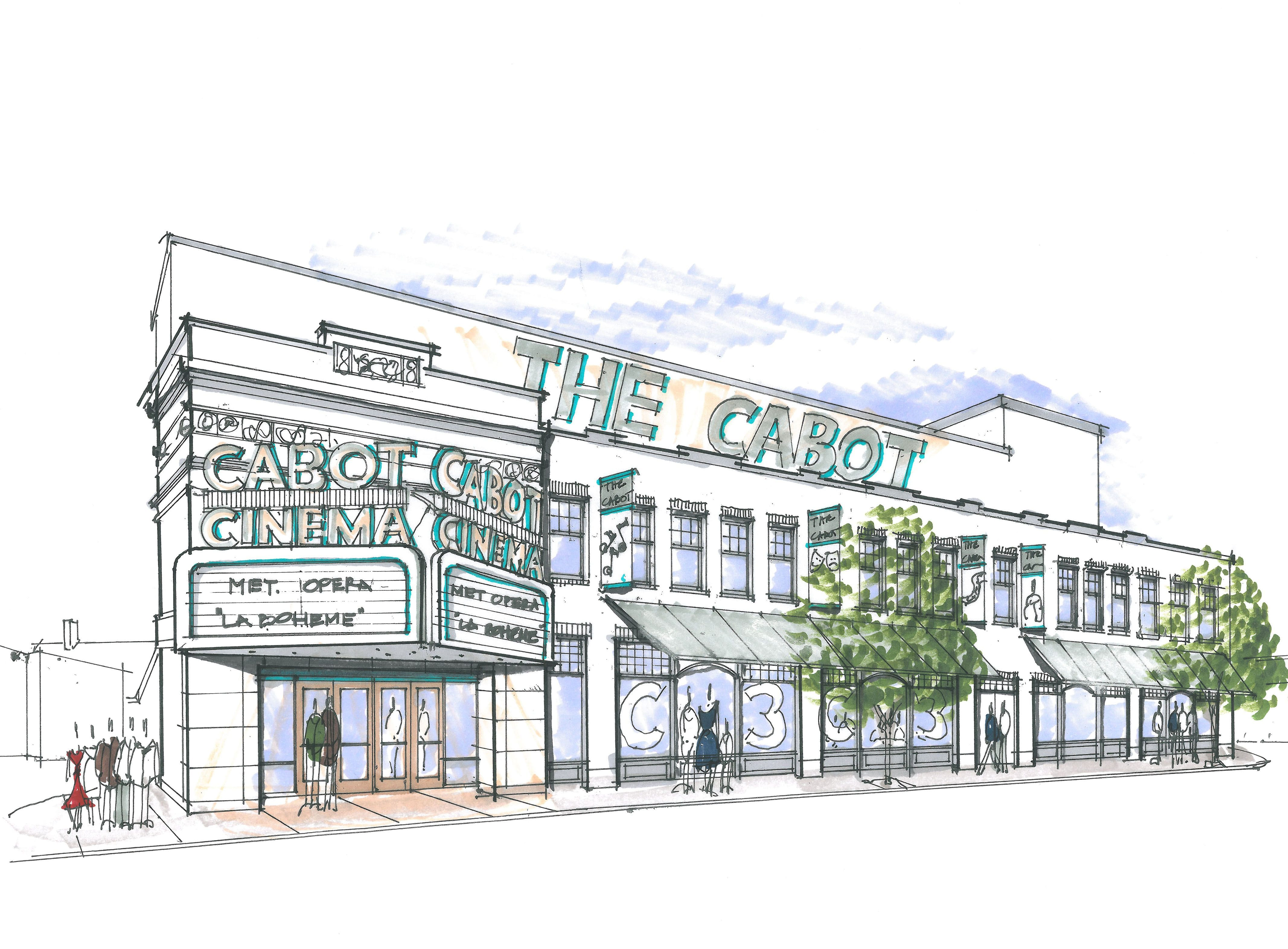 The Cabot Hero Ext Rendering